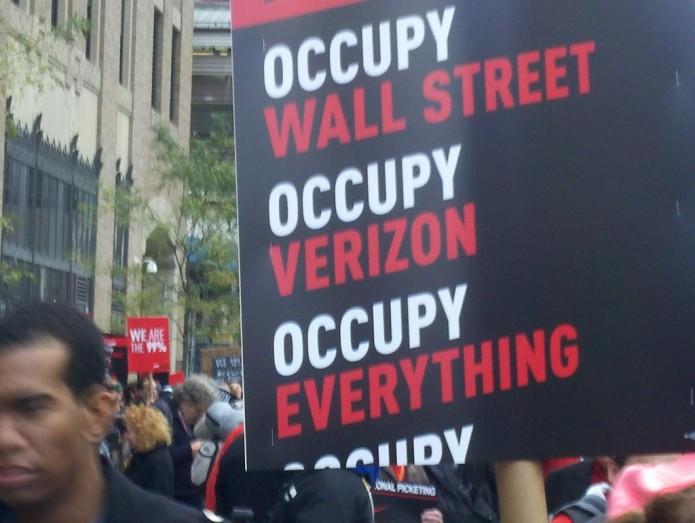 Occupy Verizon